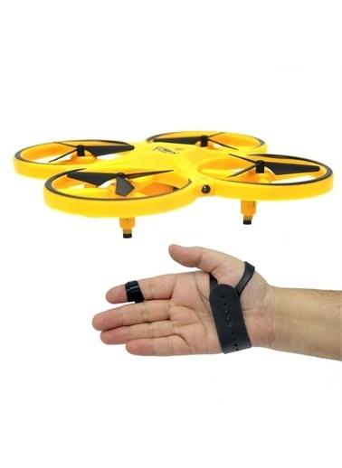 Happy Toys Happy Toys Hareket Sensörlü Eldiven Kontrollü Drone Renkli